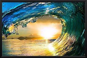Quadro A Onda do Mar