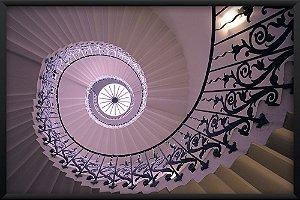 Quadro Escadas Cristal