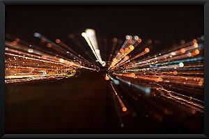 Quadro Fibra de Luz