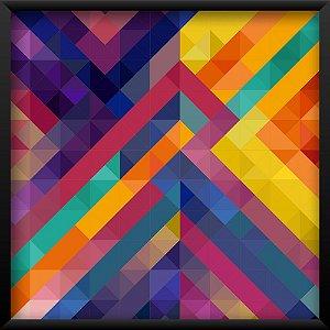 Quadro Abstract Color