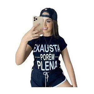 Kit 10 T-shirts Feminina Atacado Revenda