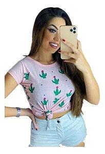 Kit 12 T-shirts Blusas Feminina Para Revenda Roupas Atacado
