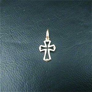 Pingente Cruz Portuguesa