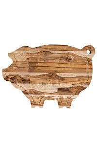 Tábua de corte Churrasco Frios Gourmet - Porco