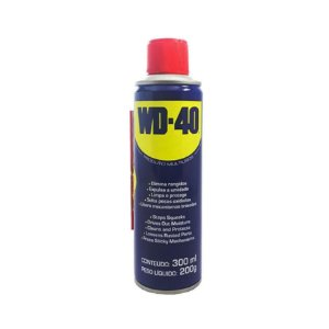 Desengripante Spray Tradicional 300ml Wd40