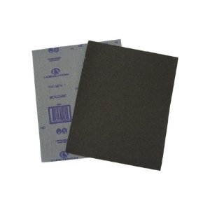 Lixa Ferro Grão 080 Carborundum