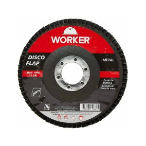 Disco Flap 7'' G060 Worker