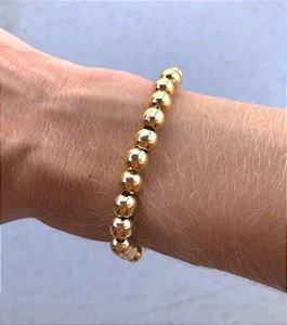 Pulseira Bolinhas Gold