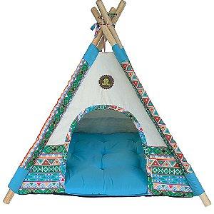 Cabana estampa Tribal listras