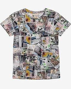 T-Shirt Malha Digital - YOUCCIE