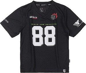 T-Shirt Preta 88 - YOUCCIE