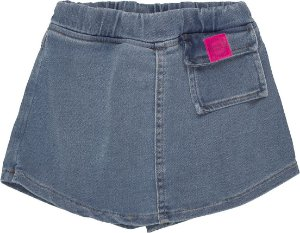 Shorts Saia Jeans - Momi