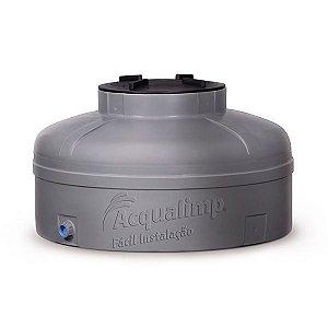 Caixa d'Água Polietileno Fácil Instalação 310L Acqualimp
