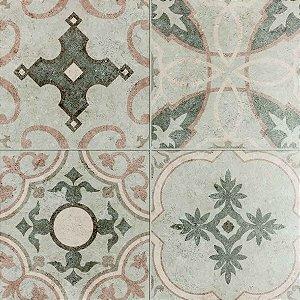 Porcelanato Porto Ferreira 52x52 Évora Decor Retificado