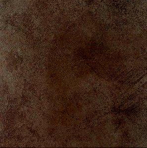 Porcelanato Porto Ferreira 52x52 Cimento Marrom Retificado