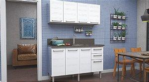 Gabinete Cozinha aço Hercules Flat - Cozimax