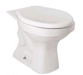Vaso para Caixa Acoplada Aspen Deca Branco Gelo (Emb. contém 1un.)