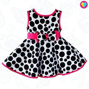 Vestidinho Mini Dona Charme