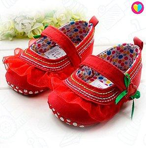 Sapatinho Mini Dona Cherry