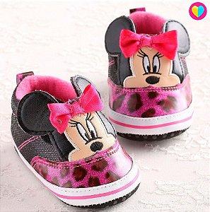 Sapatinho Mini Dona Minnie Pink