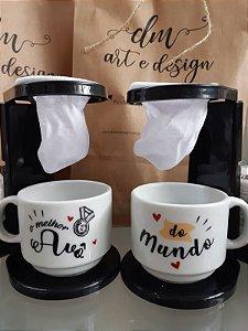 Café Maníaco Xícara