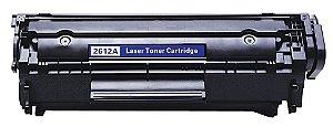 Toner Compatível HP Q2612A 12A   1010 1012 1015 1018 1020 1022 3015 3030 3050   2.000 páginas