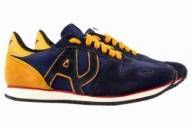 Tênis Armani Jeans Masculino Blue/Orange
