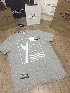 Camiseta Original Hollister