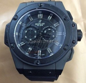 Relogio Hublot King Power All Black
