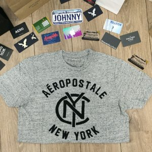 Camiseta Original Aero Postale New York