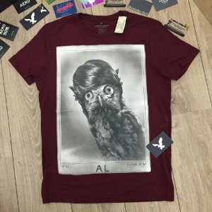 Camiseta Original American Eagle
