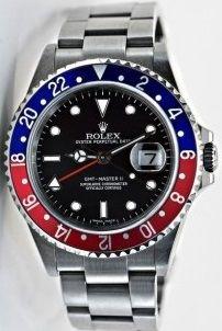 Relógio Rolex GMT Master II