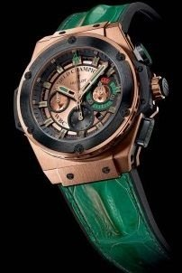 Relógio Hublot Knockout World Boxing Council