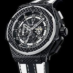 Relógio Hublot King Power Juventus