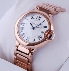 Cartier Ballon Blue Gold