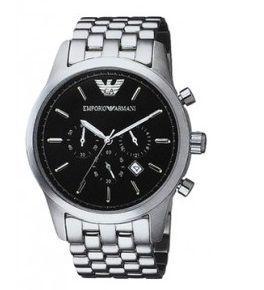 Relógio Emporio Armani Modelo  Chrono 01