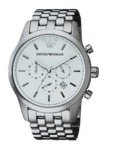 Relógio Emporio Armani Modelo Chrono 02