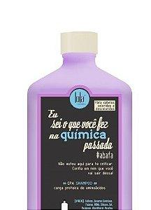Shampoo Lola Eu Sei o que Você Fez na Química Passada 250ml