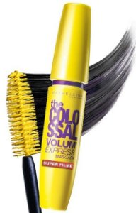 Maybelline Mascara Colossal 24H de Volume Super Filme