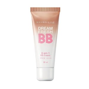 Dream Fresh BB Cream 30ml Maybelline - Base Facial -Escuro