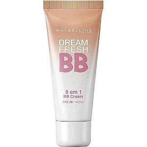 Dream Fresh BB Cream 30ml Maybelline - Base Facial -Medio