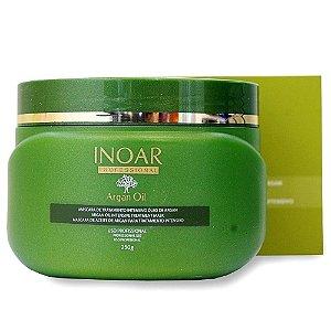 Inoar Argan Oil - Máscara Tratamento 250g