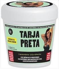 Máscara Restauradora Lola Tarja Preta 230g
