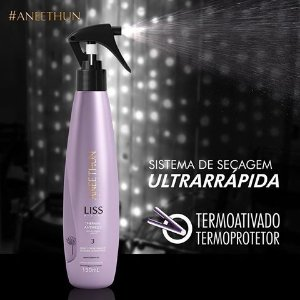 THERMAL ANTIFRIZZ LISS SYSTEM ANEETHUN – pH 4,5 - 150ml