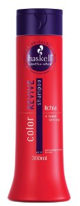 Shampoo Haskell Color Revive Lichia + Sericina 300ml