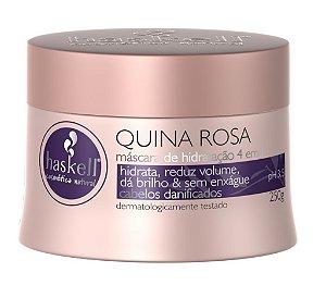 Máscara de Hidratação Haskell Quina-Rosa 250g