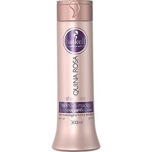 Shampoo Haskell Quina-Rosa 300ml