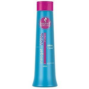 Shampoo Haskell Resgat Total Quinoa + Cisteína 500ml