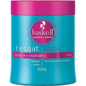 Máscara Reparadora Haskell Resgat Total Quinoa + Cisteína 500g