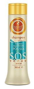 Haskell S.O.S. Verão Shampoo Girassol Pós Sol S.O.S Verão 300ml